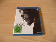 Blu Ray Lincoln - Daniel Day Lewis - 2012