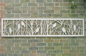 DECORATIVE TRELLIS HORIZONTAL