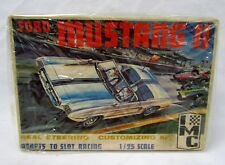 IMC Model Ford Mustang II 1/25 Scale, #102-150, Budd Anderson - Unbuilt Slot