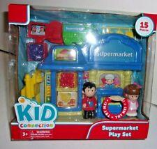 15 Piece Kid Connection Supermarket Play Set  [shelf b dr]