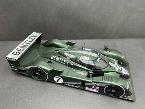 1:18 AUTOART Bentley Speed 8 #7 Le Mans Winner 2003 / VOTI 197