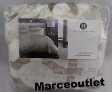 Hotel Collection Fresco FULL / QUEEN Duvet Cover Gold