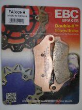 EBC HH Sintered Rear Brake Pads BMW R1200 GS 2005-2009 FA363HH