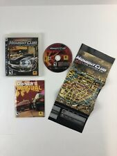 Midnight Club: Los Angeles (Sony PlayStation 3, 2008) PS3