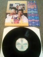 HOUSE PARTY O.S.T LP EX!!! ORIGINAL EURO MOTOWN ZL72699 KID N PLAY PUBLIC ENEMY