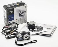 Sony DSC-W350 Cybershot Cyber-Shot Kamera Digitalkamera schwarz