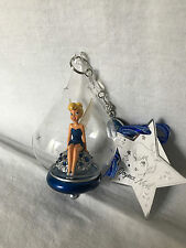 Disneyland Paris Disney Park Tinker Bell Christmas Ornament 25th Anniversary