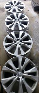 Toyota Rav4 Replacement Rims 2013 2014 2015 Wheel Silver
