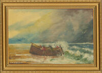 Don Blizzard - 20th Century Oil, Getting Ashore