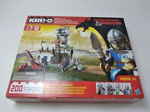 KRE-O Dungeons and Dragons Fortress Tower 200 Block set