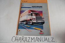 CR 1987 KENT-MOORE Service Tools for MACK TRUCKS Service Manual