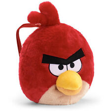 """Angry Birds RED Boy PLUSH BACKPACK 14"""" For Kids BRAND NEW - Licensed Product"""