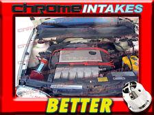 CF RED 92 93-98 VW GOLF GTI/CORRADO SLC/JETTA/PASSAT 2.8 2.8L VR6 V6 AIR INTAKE
