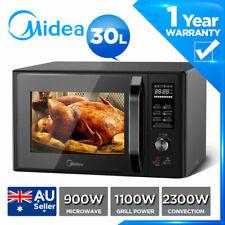MIDEA 30L Microwave Versa Convection Digital MWO 9 Homefry cooking menus