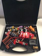 Playmobil Carry Case With Figures And Parts Lot
