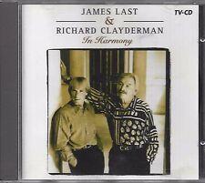James Last, Richard Clayderman – In Harmony    cd
