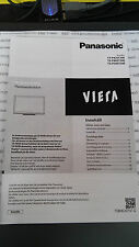 TV Panasonic tx-p42st30e tx-p46st30e tx-p50st30e instruction manual SVENSKA