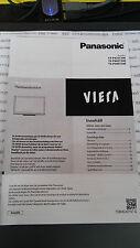 TV Panasonic tx-p42st30e tx-p46st30e tx-p50st30e instruction manual SVENSKA