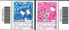 1498 CODICE A BARRE ENTRAMBI I LATI  Giornata della Filatelia 1.20 ANNO 2012