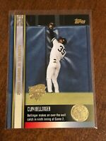 2000 World Series Topps Baseball Base #88 - Clay Bellinger - New York Yankees