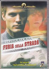 Dvd **FURIA SULLA STRADA ~ ROAD RAGE** con Casper Van Dien nuovo slimcase 2000