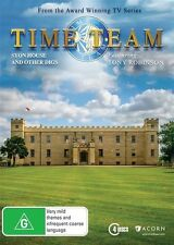 Time Team - Syon House (DVD, 2015, 4-Disc Set)