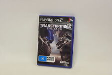 Transformers: The Game - PlayStation 2 (PS2) Game
