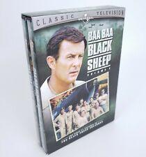 Baa Baa Black Sheep TV Series Volume 1 DVD Pilot and 10 Episodes Robert Conrad
