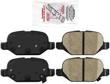 Disc Brake Pad Set-Abarth Rear Autopartsource STC1569 fits 2012 Fiat 500