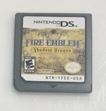 Fire Emblem Shadow Dragon Nintendo DS / 3DS Game Only - Works Great Ships Fast