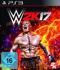 PS3 Spiel WWE 2K17 World Wide Wrestling 2017 Catchen