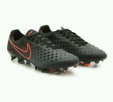 Nike Magista Opus 2 FG UK 8 (EUR 42.5 New Black/Crimson 843813 008 New with box
