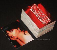 VAMPIRELLA (Blood Lust) © 1997 Comic Images Complete 72 Card Set