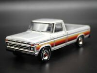 1977 77 FORD F150 LONG BED PICKUP TRUCK 1/64 SCALE DIORAMA DIECAST MODEL CAR