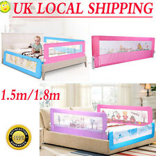 Child Baby Toddler Safety Guard Bed Rail Protection Folding Bedrail 150 180CM