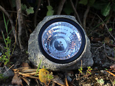 4 Large Outdoor Garden 3-Led Solar Decorative Rock Stone Spot Lights Lamp - R17