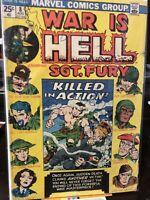 War is Hell (1973 Marvel) comic books # 8