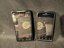HTC EVO 4G - 1GB - Black (Sprint) Smartphone Motorola Lot Camera Untested