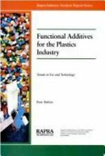 Functional Additives for the Plastics Industry: Trends in Use
