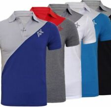 ARMANI Cotton Blend Collared Casual Shirts & Tops for Men