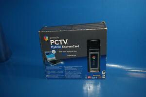 Pinnacle pctv hybrid expresscard TV digital y analogica en tu portatil