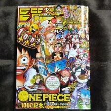 One Piece Episode 1000 Cover Weekly Shonen Jump 2021 No.5 6 Big Poster Manga
