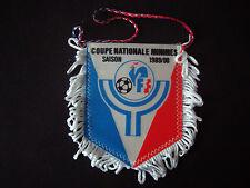 FANION  :  COUPE  NATIONALE  des  MINIMES  89/90