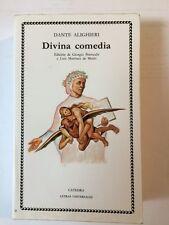Divina Comedia / Divine Comedy by Dante Alighieri (2005, Paperback, Translation)