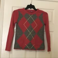 Big Girl Winter Shirt Pink Size Xl