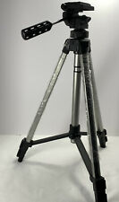 Ambico Camera Mount Tripod V-0555 Silver Stand for Camera