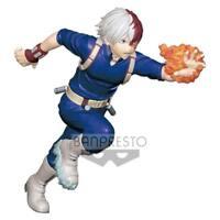 VORBESTELLUNG Jun/Jul 19 My Hero Academia Figur Enter The Hero Shoto Todoroki