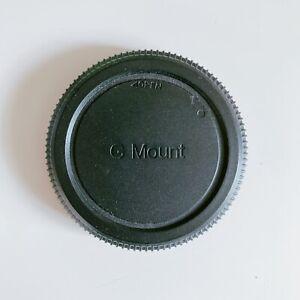 Fujifilm Fuji GFX Lens Rear Cap 50s 50r 100s II