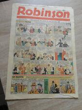 ROBINSON n°196 de 1940