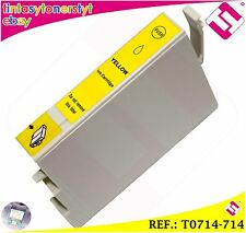 Tinta amarilla T0714 T0894 impresora D120 cartucho amarillo Nonoemepson